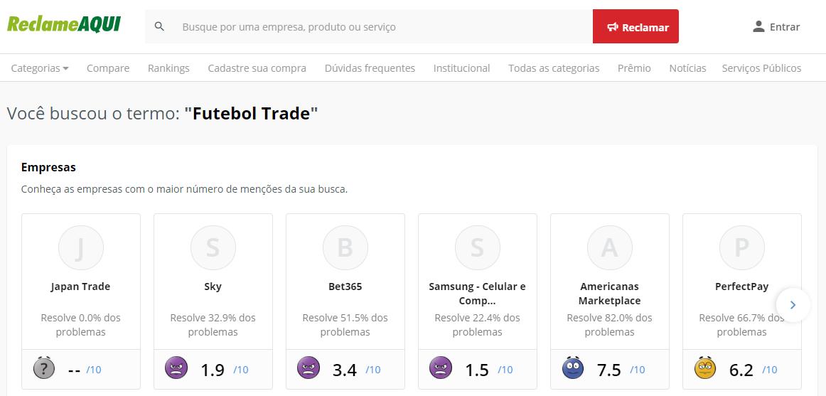 futebol do brasil recife trade center